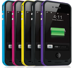 Funda Cargadora Juice Pack iPhone 5/5S