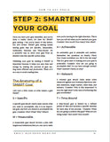 how to set goals ebook - excerpt page 10