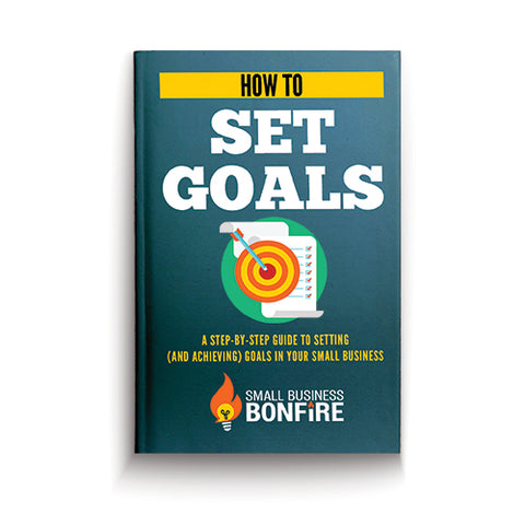 how to set goals ebook - download now