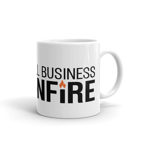 Bonfire Logo Mug - 11 oz