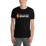 Bonfire Logo T-Shirt - Dark