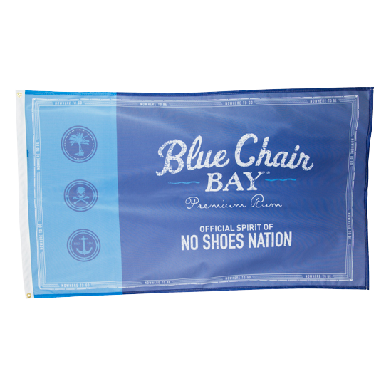 Blue Chair Bay Flag