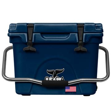 ORCA Navy 20 Cooler Blue Chair Bay