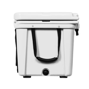 ORCA White 75 Cooler Blue Chair Bay