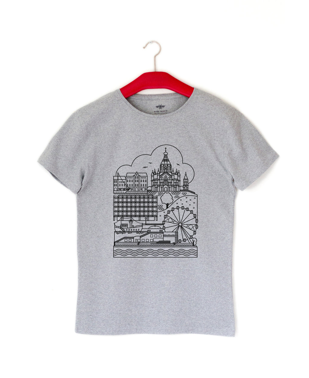 Katajanokka t-shirt, adults