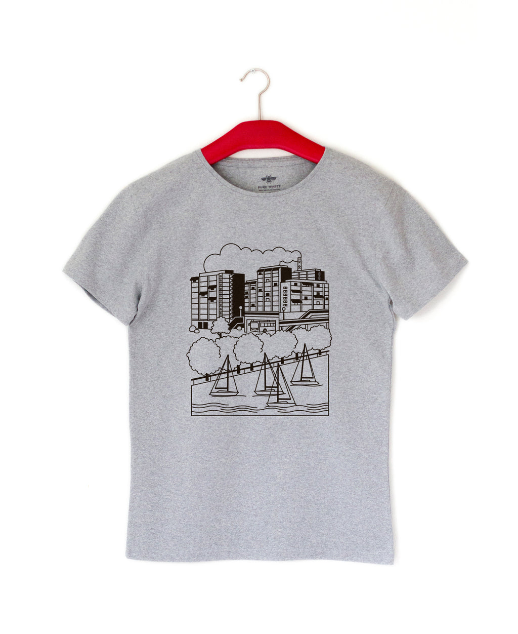 Merihaka t-shirt, adults