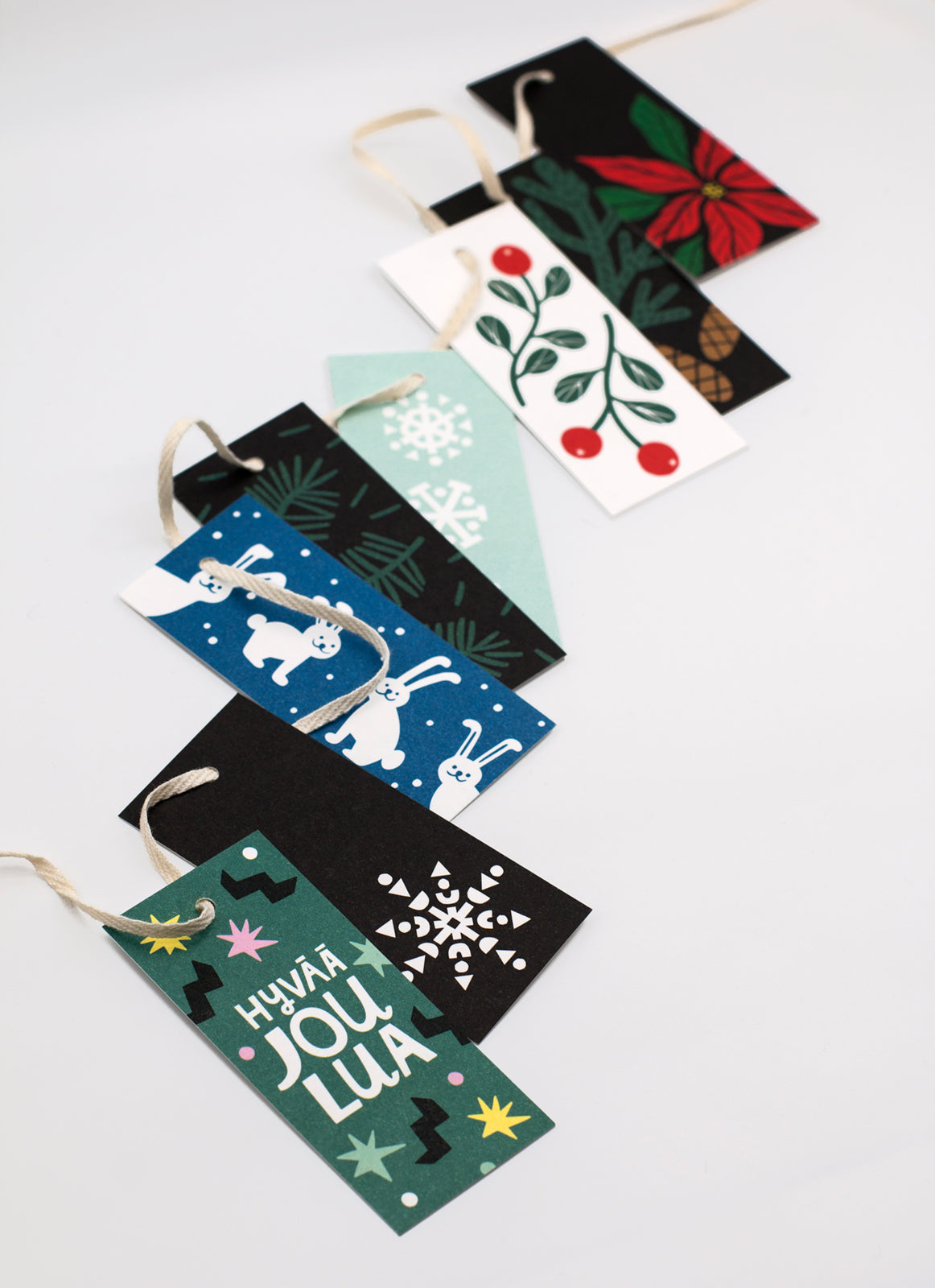 Gift tags, all