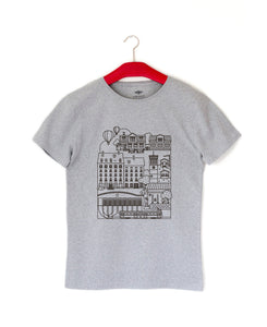 Vallila t-shirt, adults