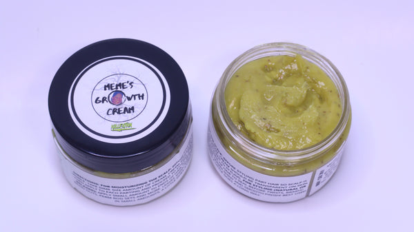 Meme's Growth Cream 4oz