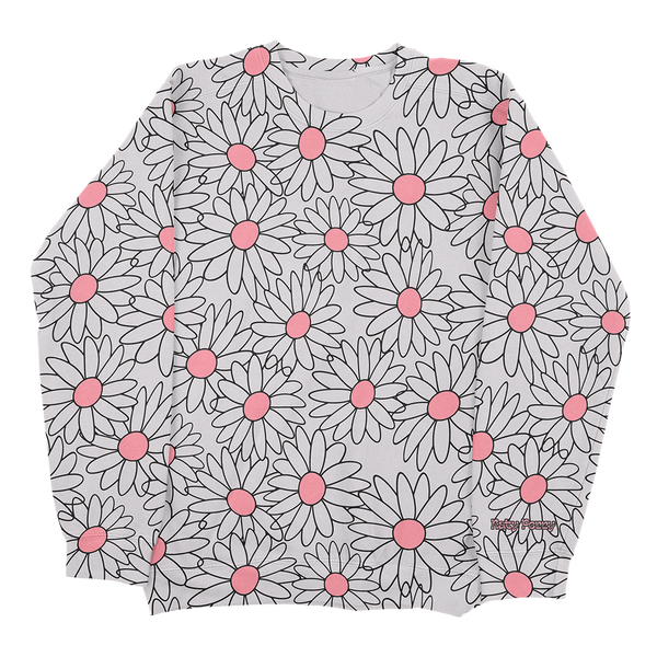 Crewneck | Crewneck Cover Me In Daisies Katy Perry