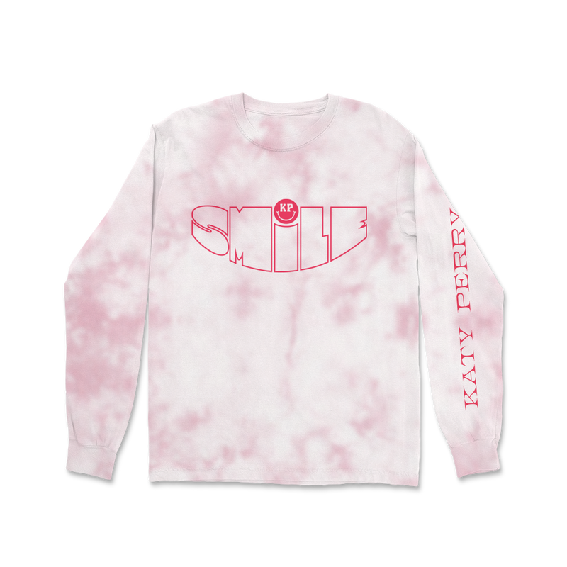 T-shirt | T-shirt Perfect Mystery Long Sleeve Katy Perry