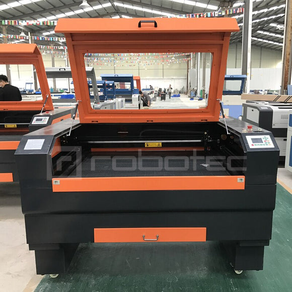 100 Watt CO2 Laser Engraver Cutter From China, Chinese CNC Laser Cutter With CE Small Business Laser Engraving Machine For MDF