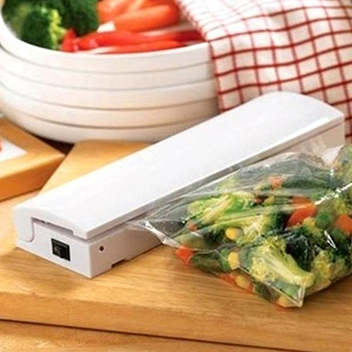Mini Heat Sealing Machine Impulse Sealer Seal Packing Plastic Bag Kit - S@Ssons