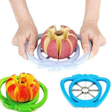 Stainless Steel Apple Slicer Easy Cutter Divider Corer Fruit Knife Kitchen Tool - S@Ssons