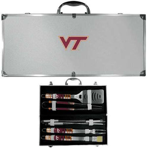 Virginia Tech Hokies 8 pc Tailgater BBQ Set - S@Ssons