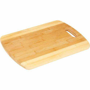 Bamboo Two-Tone Cutting Board - S@Ssons