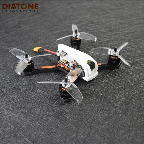 Diatone GT R349 135mm 3 inches 4S FPV Racing RC Drone Quadcopter PNP w/ F4 OSD 25A RunCam micro Swift TX200U RC Models - S@Ssons