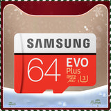 EVO+ mini SD 32G SDHC 80mb/s Grade Class10 Memory Card C10 UHS-I TF/SD Cards Trans Flash SDXC 64GB 128GB - S@Ssons