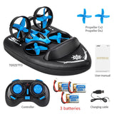 JJRC H36 H36F Mini Drone 2.4G 4CH 6-Axis Speed 3D Flip Headless Mode RC Drones Toy Gift Present RTF VS E010 H8 Mini - S@Ssons