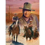 John Wayne H968 cowboy 5d diamond embroidery,diy diamond painting,full square diamond painting - S@Ssons