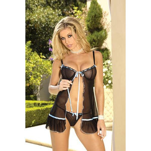 BABYDOLL W G STRING MEDIUM - S@Ssons