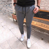Men Cotton Vintage Low Waist Flat Full Length Regular Sweatpants - S@Ssons