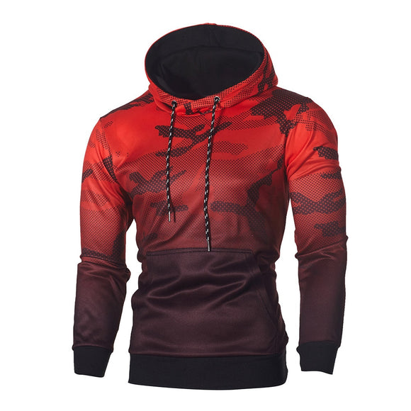 Men Standard Regular Full Sleeve Regular Slim Polyester Hoodies - S@Ssons