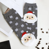 Women Casual fashion Cartoon socks Warm and Cotton - S@Ssons