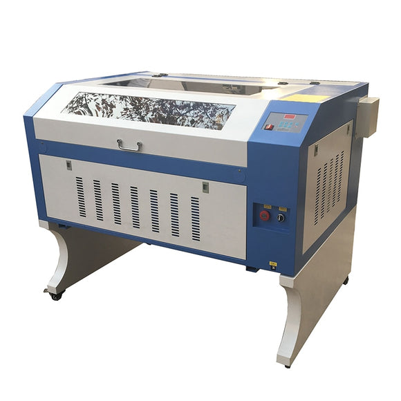 Acrylic plywood 100 watts laser cutter 6090 600*900mm M2 system corellaser CorelDRAW co2 laser engraving cutting machine