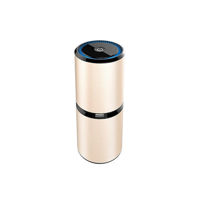 Small Air Purifier - Portable USB Air Purifier & Air Cleaner Freshener for Car Home Office