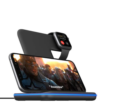 New Essential LED T97 Vortex (3-In-1 Wireless Super Charging Station)