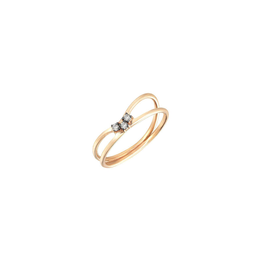 Lumiere Reverse Split Ring