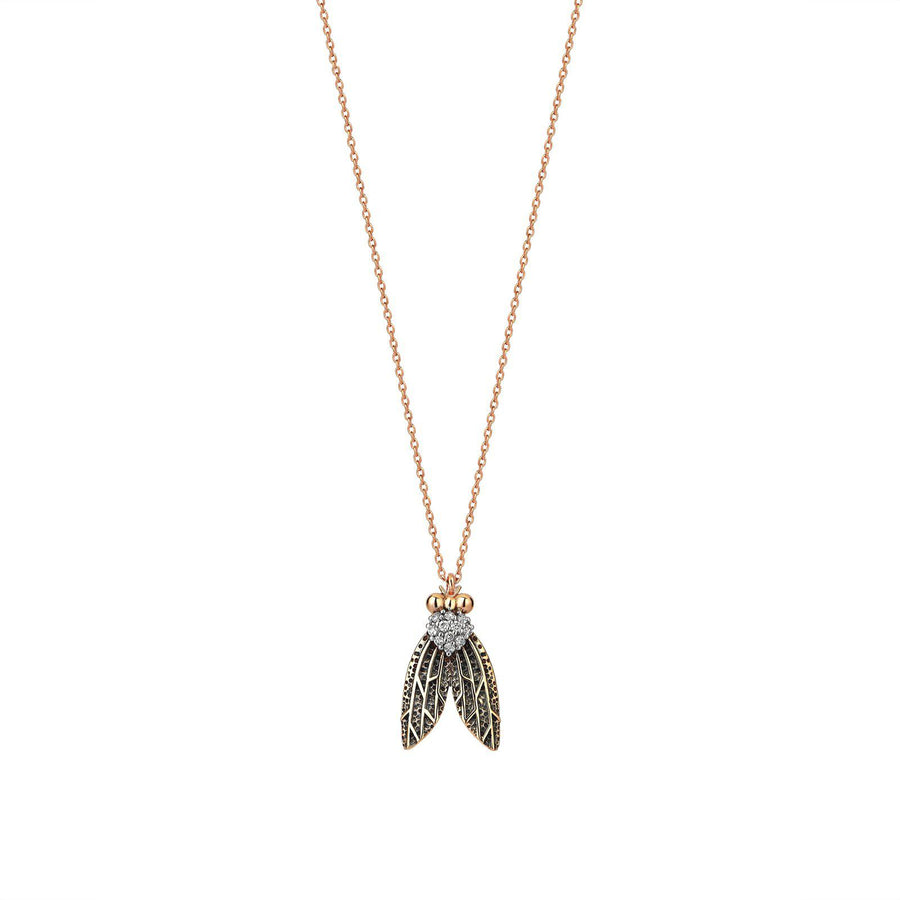 Big Mosquito Necklace