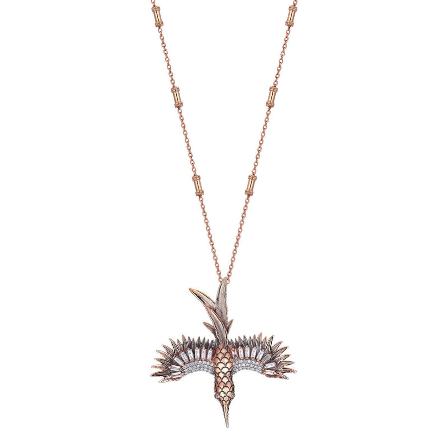Pheonix Necklace