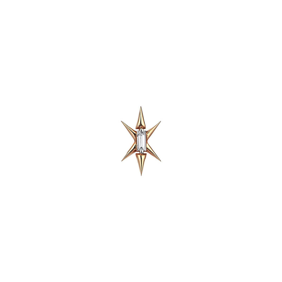 Hexagram star Earring