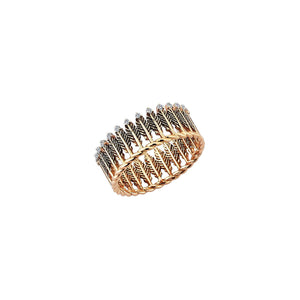 Himbala Feather Ring