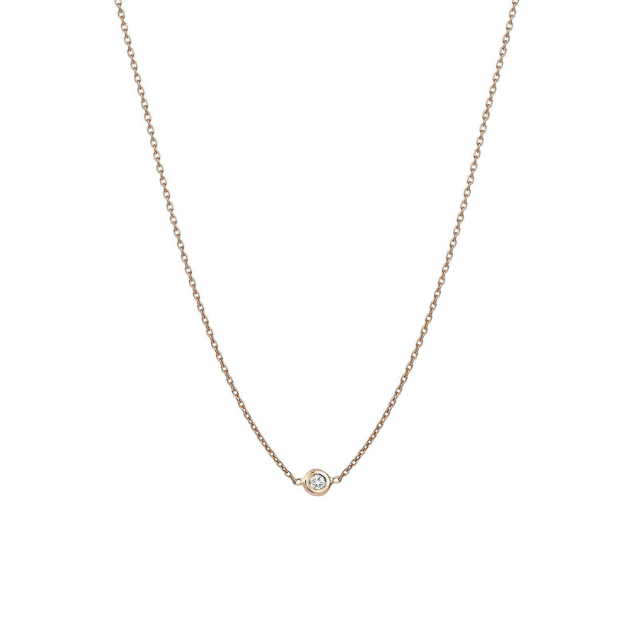 Chain Solitaire Choker
