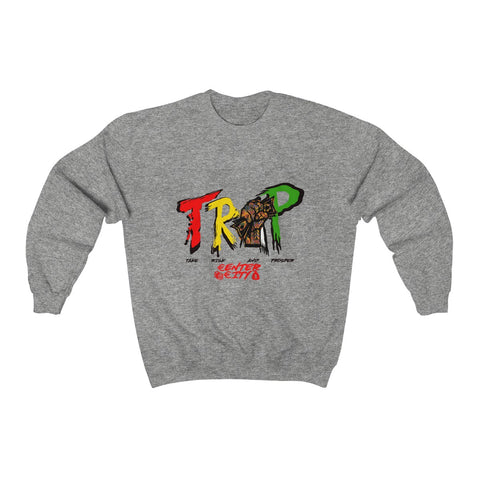 BLACK HISTORY MONTH TRAP Crewneck #BLACKDOLLA