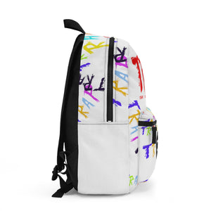White Center City Trap Backpack (Made in USA)