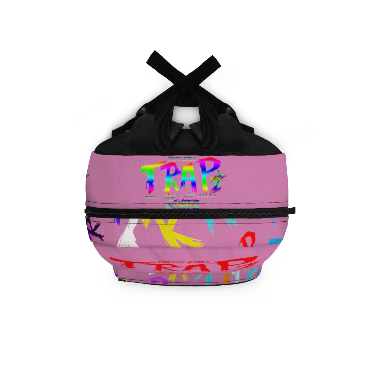 Pink Pretty Girls Trap 2 Backpack (Made in USA)