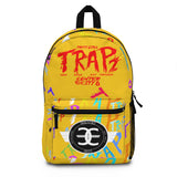 Yellow Pretty Girls Trap 2 Backpack (Made in USA)