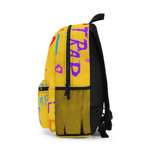 Yellow of Center City Trap Backpack (Made in USA)