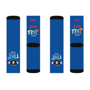 TRU BLU Center City Trap SOX