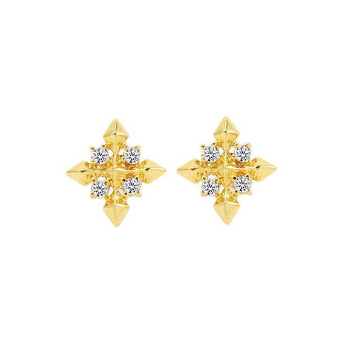 Quatre Earrings