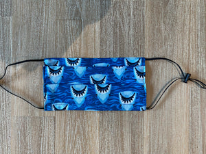 Sharks - Children's Mask