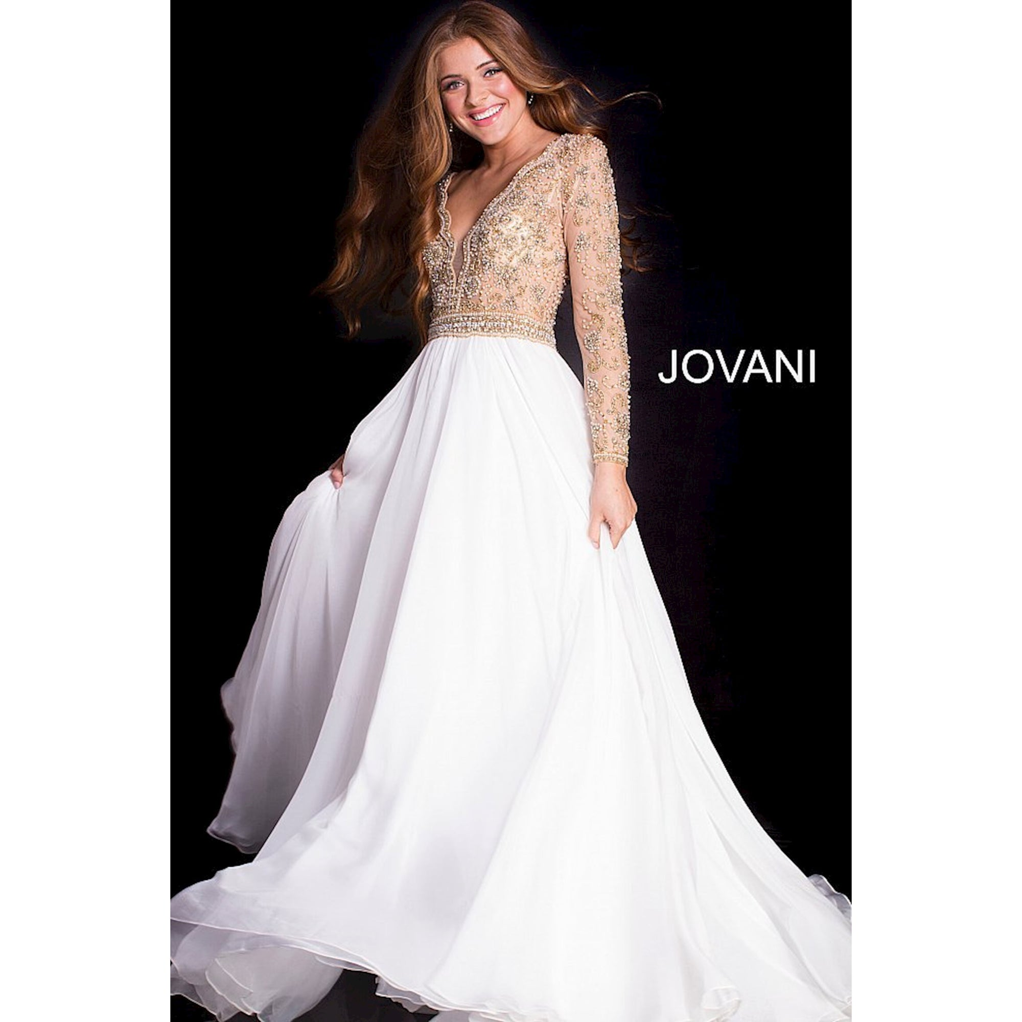 55207- Jovani Gown
