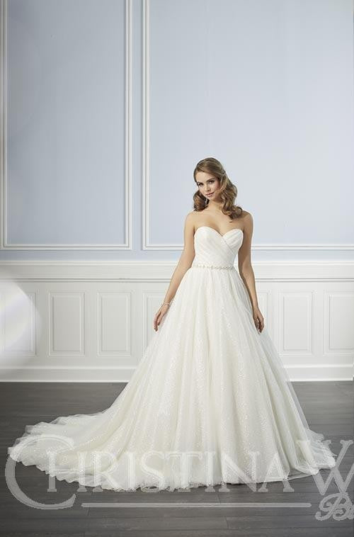 15705  A-line Bridal Gown , Strapless Sweetheart Neckline, new bridal gown designs,