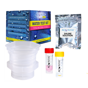 AquaVial Plus Wassertest-Set