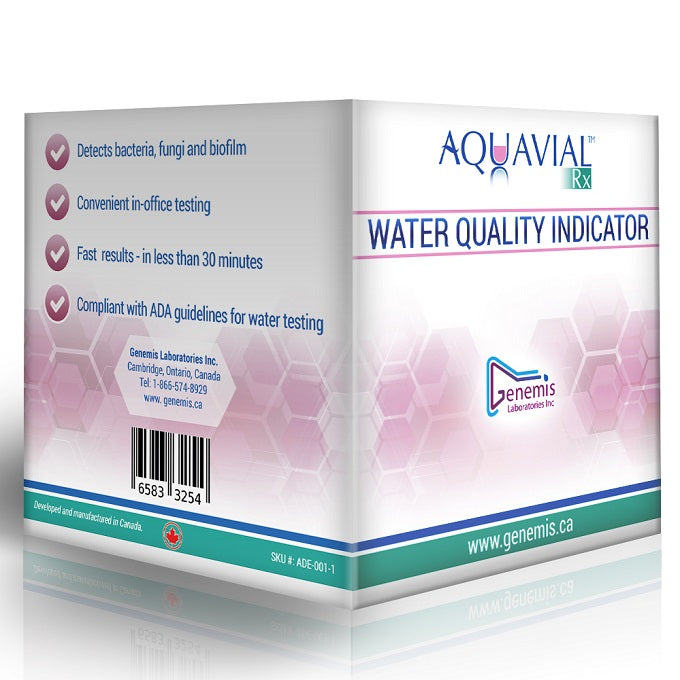 AquaVial Rx                                       Dental Waterline Quality Indicator