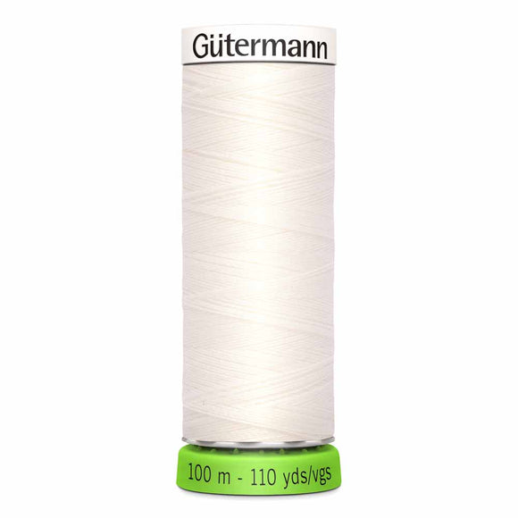 Gütermann rPET Sew-all Thread (100% recycled) #111 Oyster